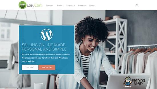 EasyCart WordPress Membership Plugins