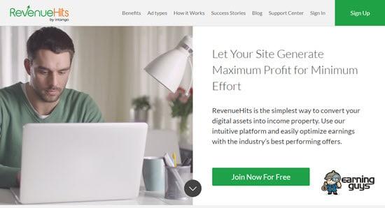 Revenue Hits PPC Network
