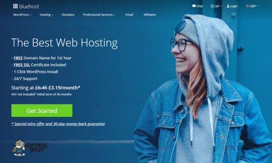 Bluehost UK Hosting
