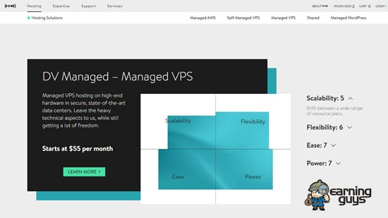 Media Temple Virtual Private Servers