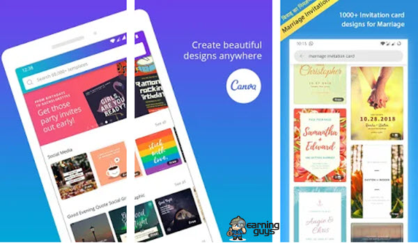 Canva Graphic App for Bloggers