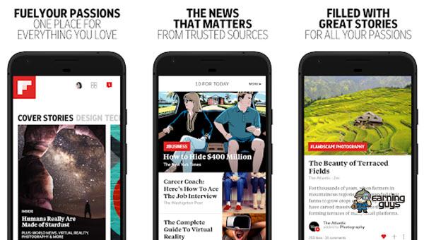 Flipboard App for Bloggers
