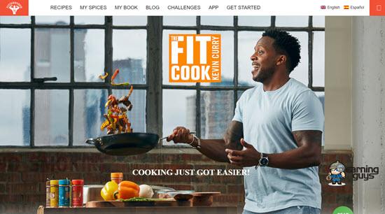 Fit Men Cook Blog