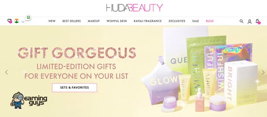 Huda Beauty Lifestyle Blog