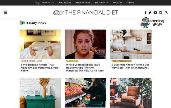 The Financial Diet Blog