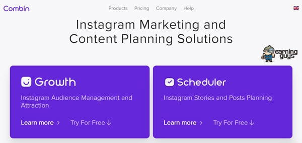 Combin Social Media Post Scheduler