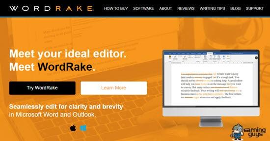 WordRake writing assistant