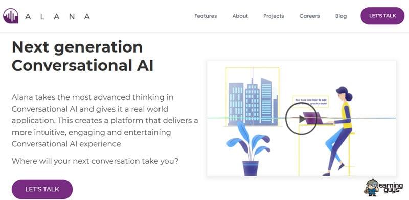 Alana Conversational AI
