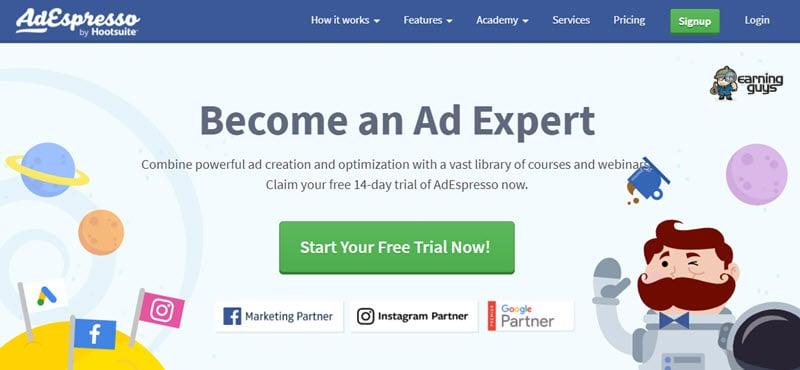 AdEspresso Facebook Ads