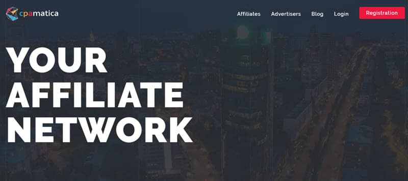 CPAMatica Dating Affiliate Network