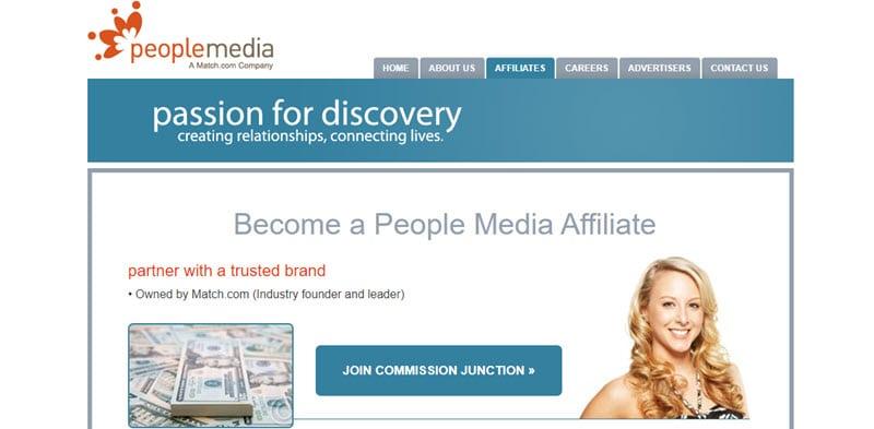 People Media Dating Affiliate Program