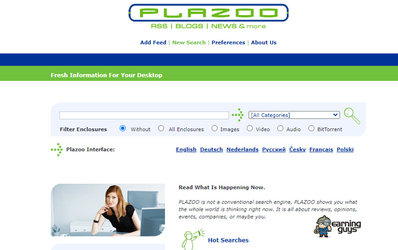 Plazoo Blog Submission Sites