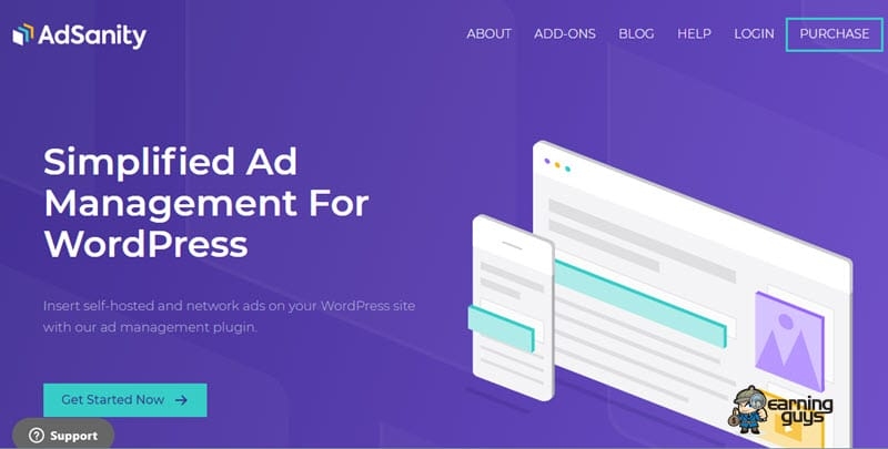 AdSanity WordPress Ads Plugin