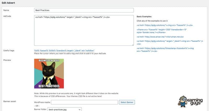 AdRotate WordPress Ads Plugin