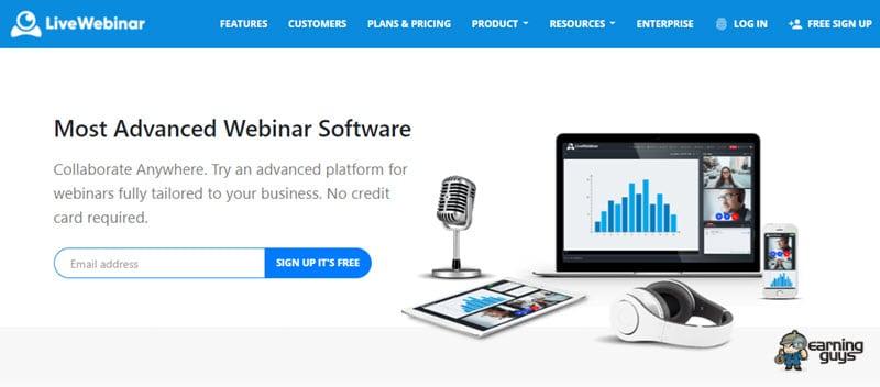 LiveWebinar Webinar Software