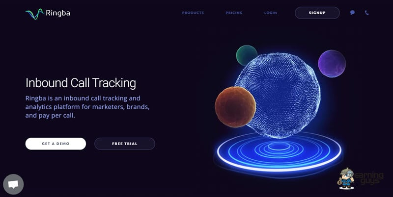 Ringba Inbound Call Tracking
