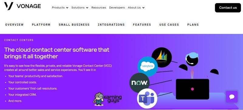 Vonage Call Tracking Software