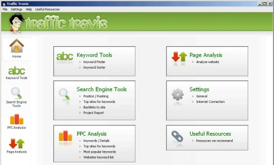 Traffic Travis Best SEO Software