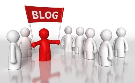 start blog Build Authority