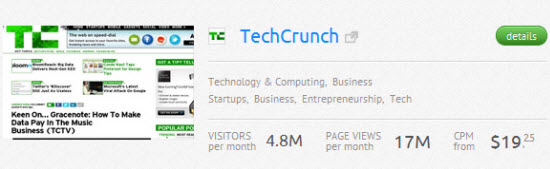 How TechCrunch Earns